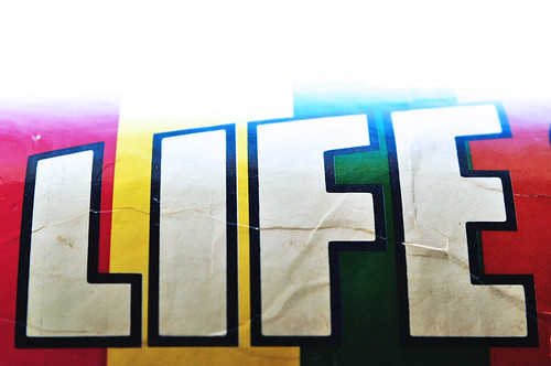 February 26, 2009:  Life