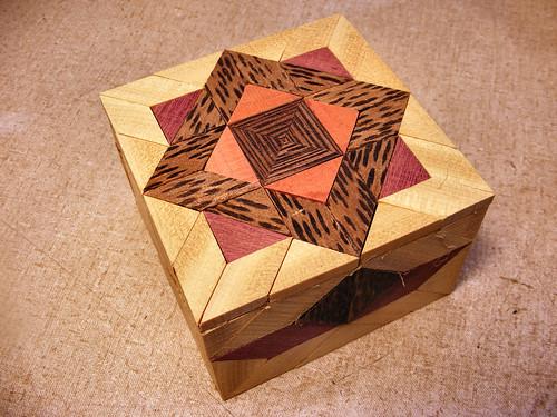Making a Tiny Sq Box #23