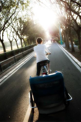 東豐自行車道回程