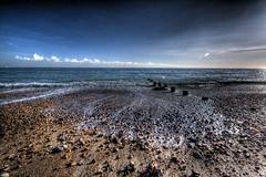 Shoreham Beach (15Matthew20) Tags: hdr tonemapped tonemap