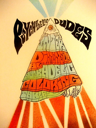 psychedelic dudes cover