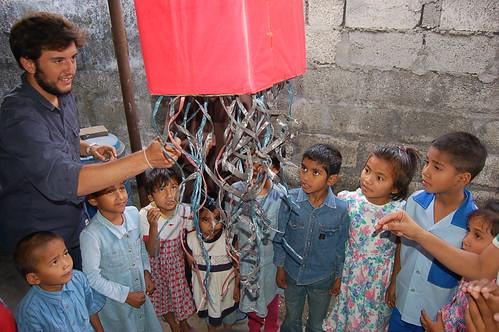 Nepal: Ultimos dias de Orfanato y Cole
