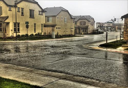 Cold March Rain 365-61
