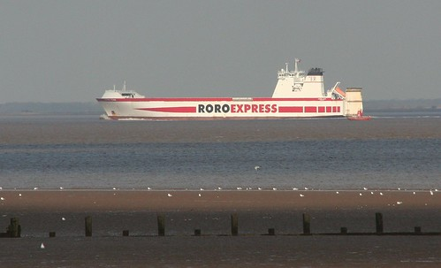 Roll On - Roll Off Ferry