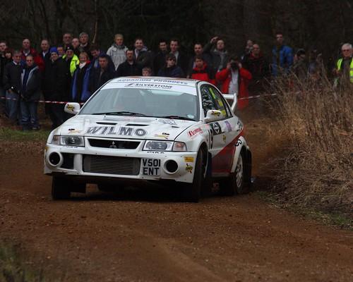 Mitsubishi Evo 6 Rally. Mitsubishi; Lancer EVO 6;