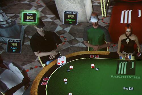 Jeu Poker Partouche Wize