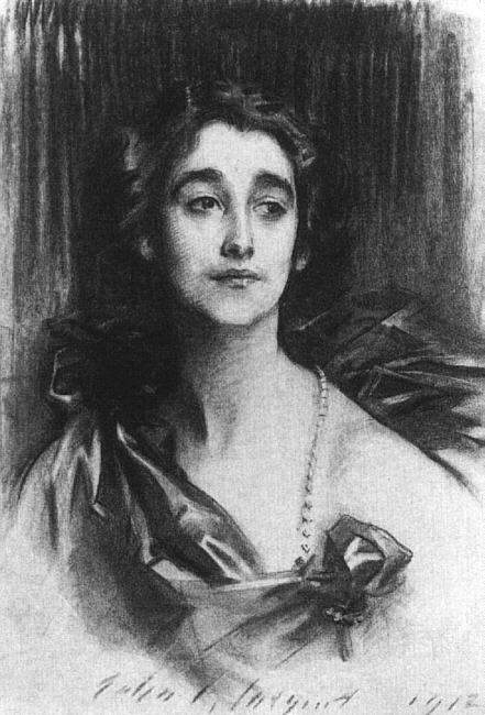 John Singer Sargent, Sybil Sasson, Countess of Rocksavage