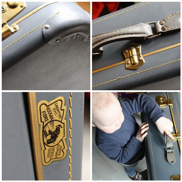 Neuer alter Koffer