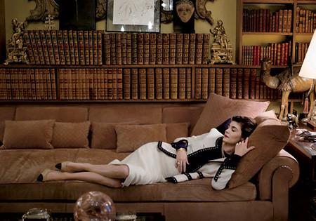 3346013331 b043660790 Kate Moss en la fiesta posterior al desfile de Chanel