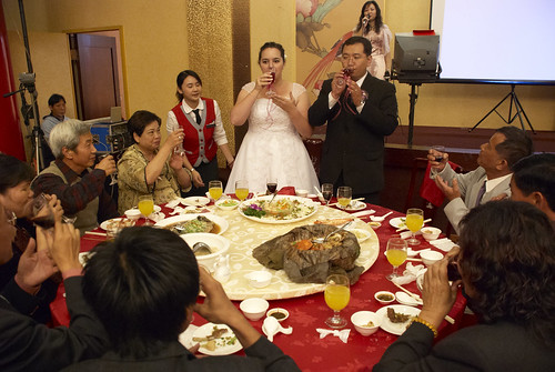 our taiwanese wedding banquet