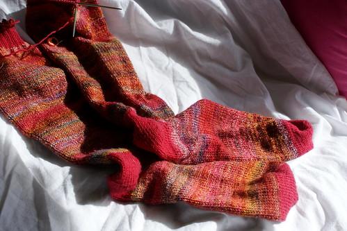 Dancing Socks