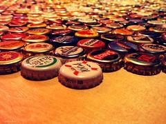 My personal contribution in creation :)) (anka.anka28) Tags: beer pub caps explore kapsel piwo mywinners degustatornia theperfectphotographer dompiwa