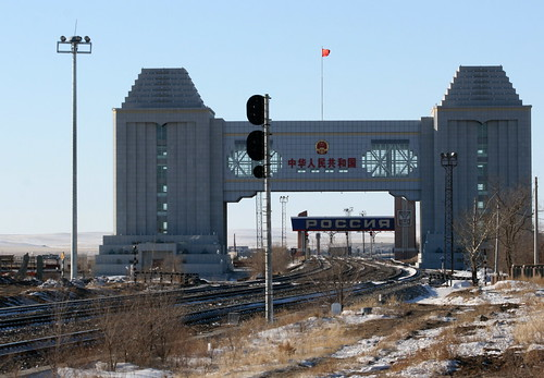 Sino-Russian Border (by niklausberger)