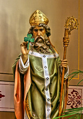 St. Patrick (*Jeff*) Tags: ireland irish stpatrick shamrock lfhilepdraigirish
