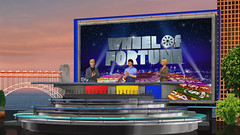 Wheel of Fortune PSN screenshot 2