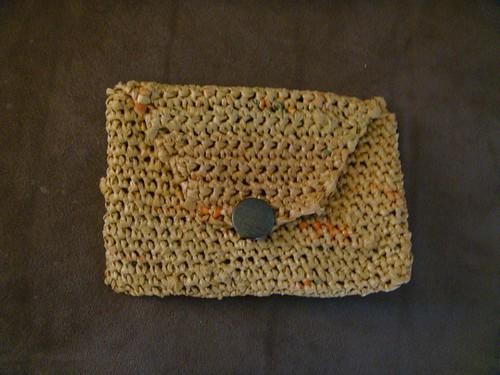 Plastic Bag pouch