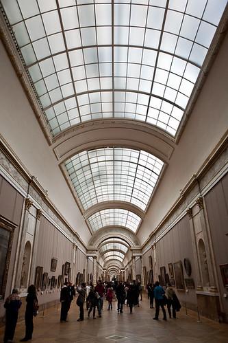 Louvre - Grande Galerie