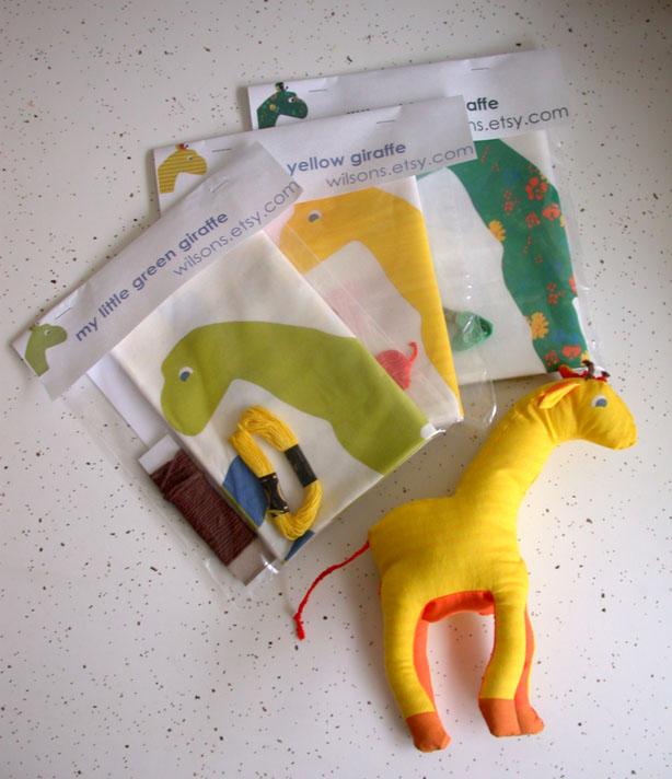 giraffe kits