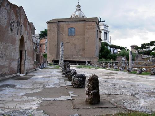05.2006 Rome, Forum