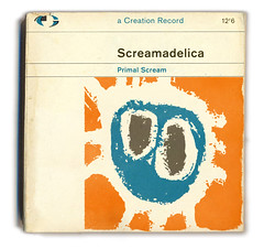 Primal Scream: Screamadelica (Littlepixel) Tags: penguin pelican retro scream primal