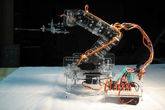 OpenSource Robotic Arm