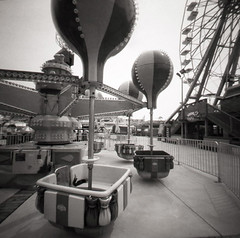Ocean City, NJ boardwalk, 2008 by squaremeals