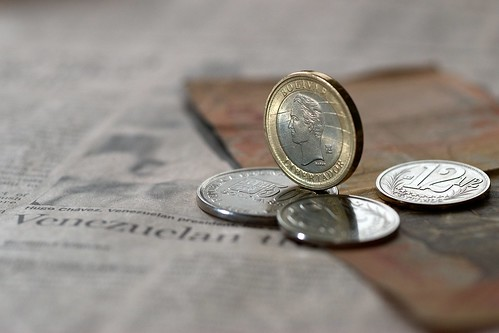 Bolivar devaluado