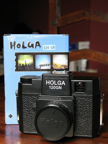 Holga 120GN