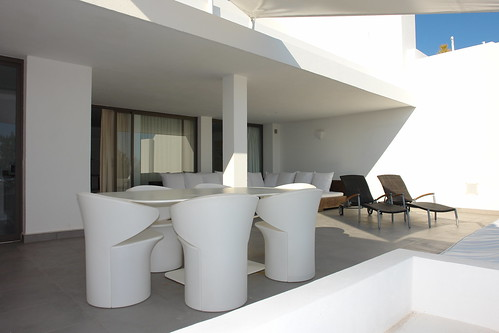 white apartments ibiza
