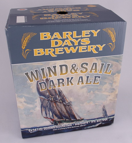 Wind & Sail Dark Ale Case - look for this at the LCBO!