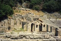 Butrinti archaeolgical site