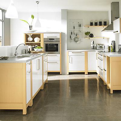 Free Standing Kitchen Units >> Free standing kitchen round up