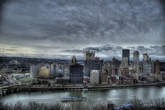 Pittsburgh at dusk (Dave DiCello) Tags: carnival sunset shadow ohio cloud sun beautiful skyline clouds river point landscape evening boat washington high nikon pittsburgh ship cityscape mt dynamic baseball dusk steel pirates tripod rivers nikkor usx range hdr allegheny pncpark monongahela mlb pittsburghpa highmark steelcity beautifulcities yinzer pittsburghbridges d40 cityofbridges theburgh pittsburgher beautifulskyline d40x thecityofbridges pittsburghphotography evad310 davedicello pittsburghcityofbridges steelscapes beautifulcitiesatnight picturesofpittsburgh cityofbridgesphotography
