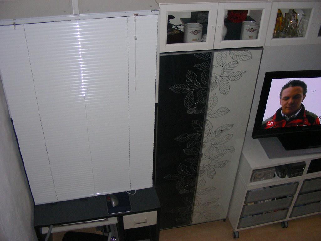Computer Ecke Und TV Wand Erikaheinzurlaub Tags White Black Ikea Table