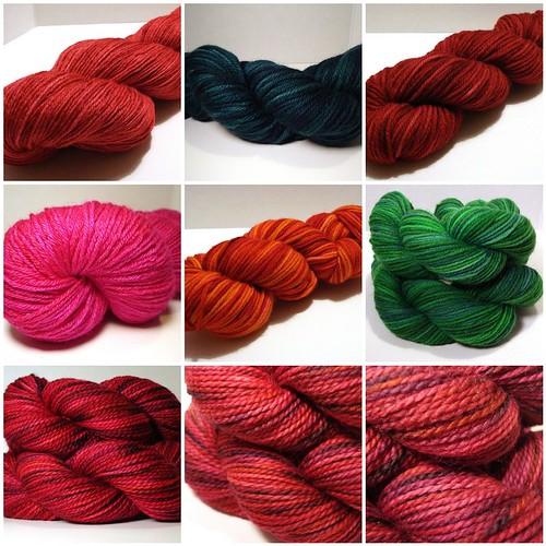 Newer Yarn Pics