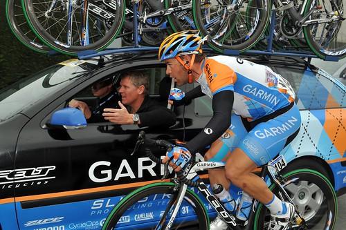 Michael Friedman - Tour of Flanders 2009
