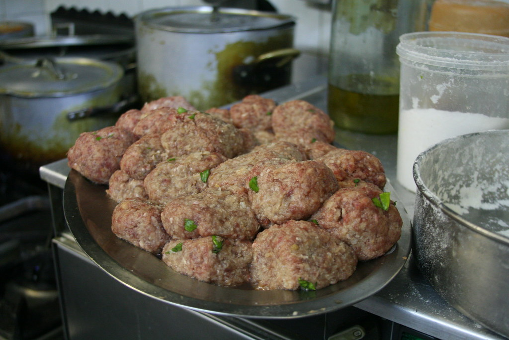 Meatballs - Polpette