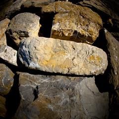 Rocks - Rocce (Roberto Andreani) Tags: rock mare fisheye rocce