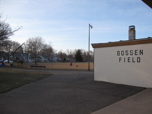 Baseball at Bossen Field