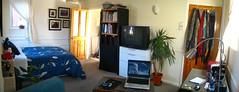 My Room (chicgeekuk) Tags: york uk england panorama house laura home room yorkshire photostitch kishimoto laurakishimoto unitedkingddom