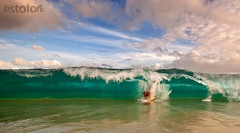 Death Drop ( KristoforG) Tags: ocean beach water canon photography hawaii sand surf pacific sandy wave tsunami housing bryce tidal gellert kristofor