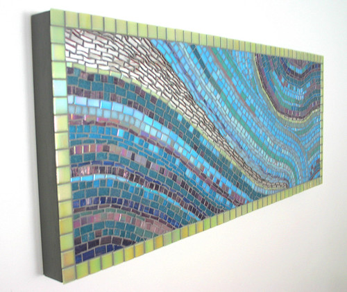 It's Still Me - Original Mosaic Art by halleydawn, on Flickr