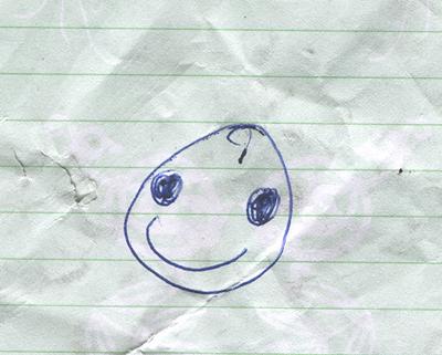Found - Alien Smile
