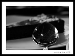 tarta de chocolate (luuuodiaz) Tags: canon sweden picnik suecia malmfestival 400d luzdiaz