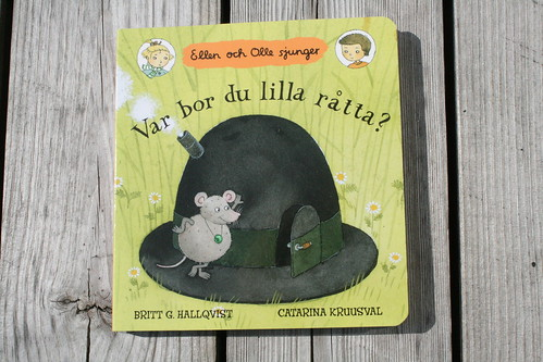 Var bor du lilla råtta?