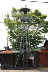 西三ツ木の火の見櫓(入間市)