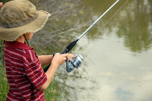 more fishin'