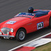 143 David Lawrence 1955 Austin Healey 100/4