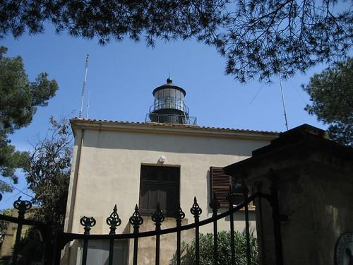 Lighthouse at Ile de Porquerolles