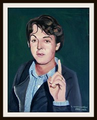 Paul McCartney - Acrylic Painting by snc145 - Photo by snc145 (snc145) Tags: people music male men art rock musicians portraits interesting 60s acrylic hand faces artistic paintings ring 80s 1984 classics legends 70s singers celebrities 1983 popular legend gemini 90s professionals thebeatles paulmccartney 2000s vocalists entertainers flickrsbest flickraward artgalleryandmuseums memorycornerportraits flickrunitedaward stevenchateauneuf